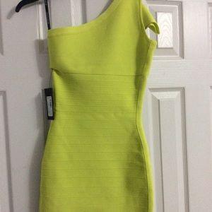 BNWT Marciano bandage dress - Size XS